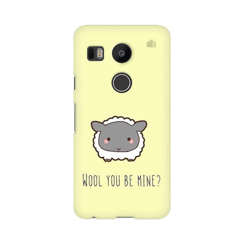 Wool LG Nexus 5X Phone Cover