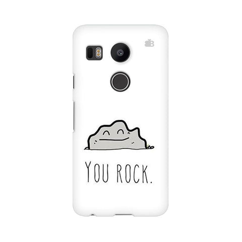 You Rock LG Nexus 5X Phone Cover