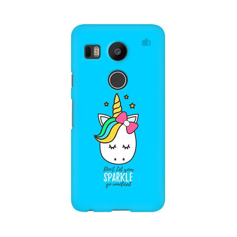 Your Sparkle LG Nexus 5X Phone Cover