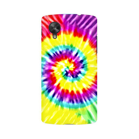 Tie & Die Art LG Nexus 5 Phone Cover