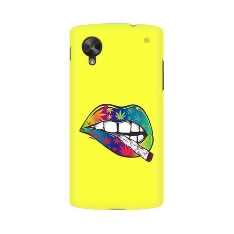 Trippy Lips LG Nexus 5 Phone Cover