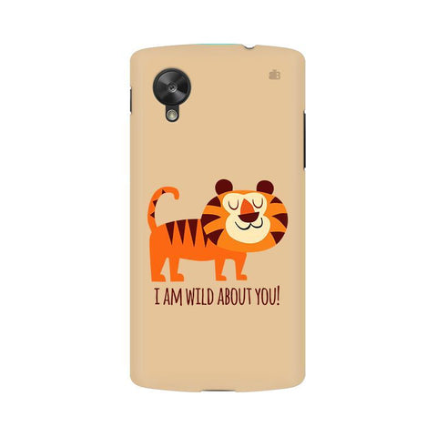Wild About You LG Nexus 5 Phone Cover