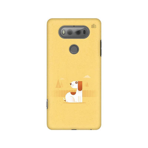 Calm Dog LG V20 Phone Cover