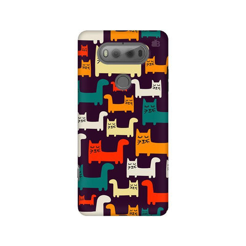 Chill Cats LG V20 Phone Cover