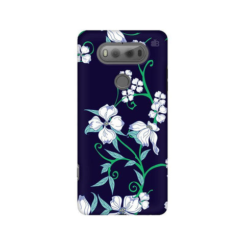 Dogwood Floral Pattern LG V20 Phone Cover
