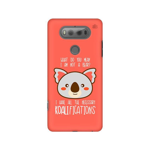 Koalifications LG V20 Phone Cover