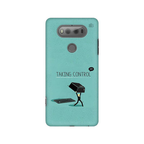 Taking Control LG V20 Phone Cover