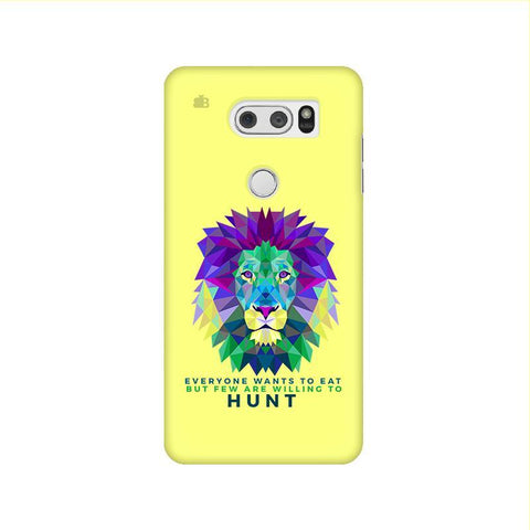 Willing to Hunt LG V30 Phone Cover