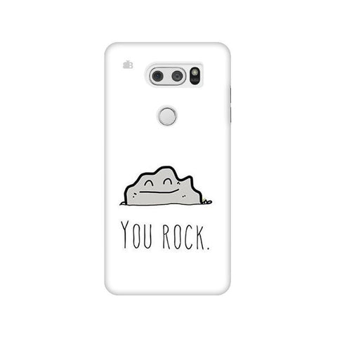 You Rock LG V30 Phone Cover