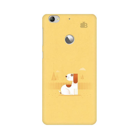 Calm Dog LeTV Leeco 1S Phone Cover