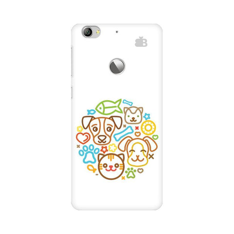 Cute Pets LeTV Leeco 1S Phone Cover