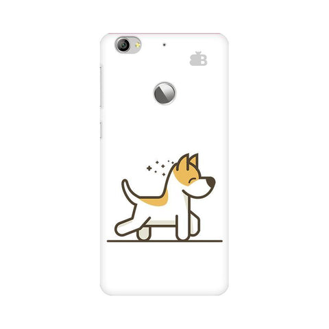 Happy Puppy LeTV Leeco 1S Phone Cover