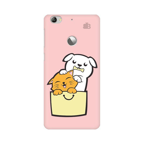 Kitty Puppy Buddies LeTV Leeco 1S Phone Cover