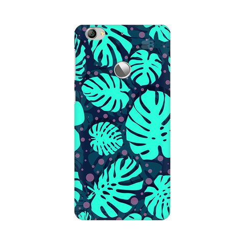 Tropical Leaves Pattern LeTV Leeco 1S Phone Cover