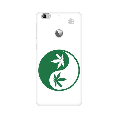 Weed Yin Yang LeTV Leeco 1S Phone Cover