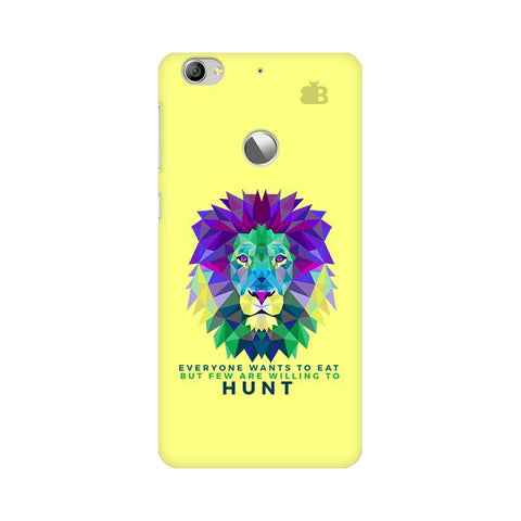 Willing to Hunt LeTV Leeco 1S Phone Cover