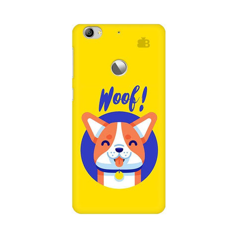 Woof LeTV Leeco 1S Phone Cover