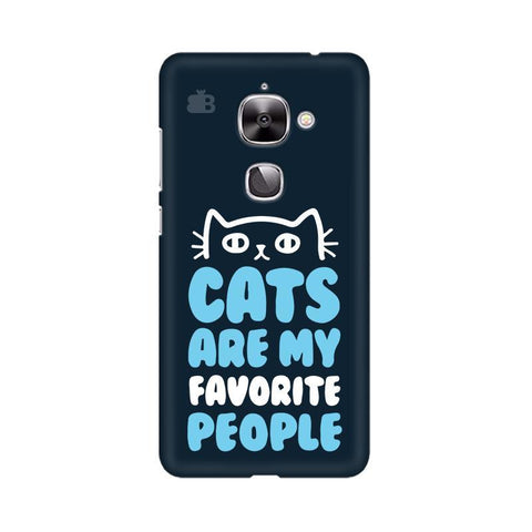 Cats favorite People LeTV Leeco 2S Phone Cover