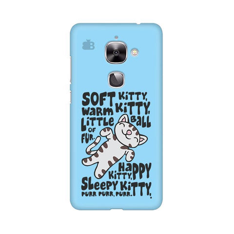 Soft Kitty LeTV Leeco 2S Phone Cover