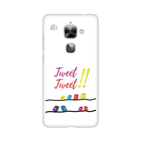 Tweet Tweet LeTV Leeco 2S Phone Cover