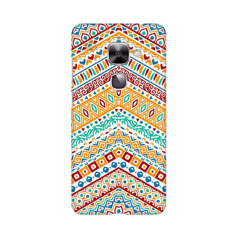 Wavy Ethnic Art LeTV Leeco 2S Phone Cover