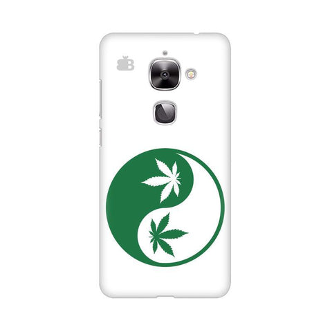 Weed Yin Yang LeTV Leeco 2S Phone Cover
