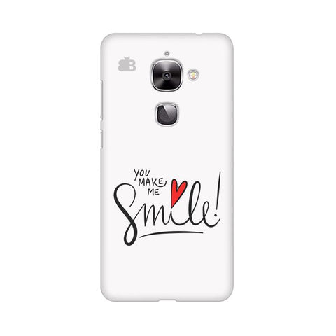 You make me Smile LeTV Leeco 2S Phone Cover