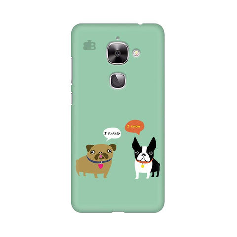 Cute Dog Buddies LeTV Leeco Max 2 Phone Cover