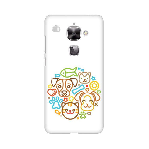 Cute Pets LeTV Leeco Max 2 Phone Cover