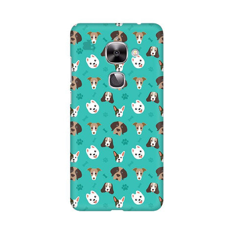 Doggie Pattern LeTV Leeco Max 2 Phone Cover
