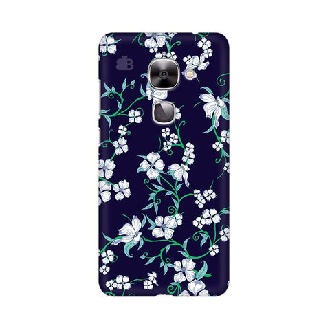 Dogwood Floral Pattern LeTV Leeco Max 2 Phone Cover