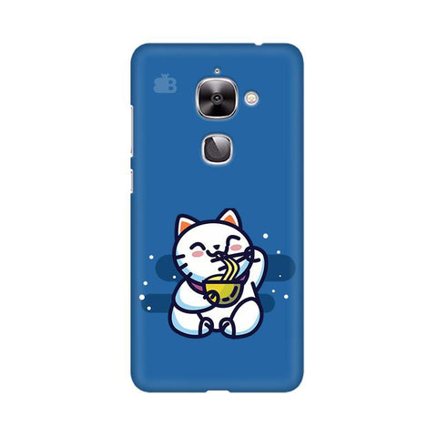 KItty eating Noodles LeTV Leeco Max 2 Phone Cover