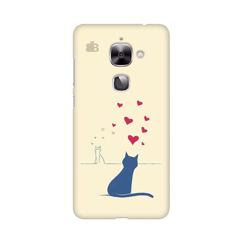 Kitty in Love LeTV Leeco Max 2 Phone Cover
