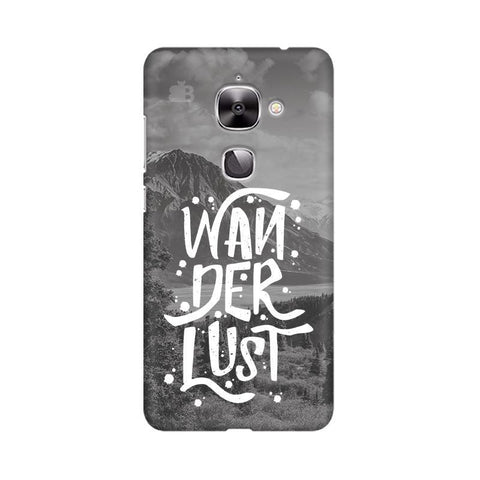 Wanderlust LeTV Leeco Max 2 Phone Cover
