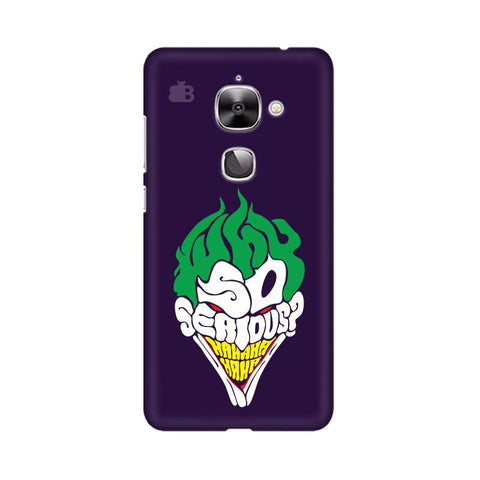 Why So Serious LeTV Leeco Max 2 Phone Cover