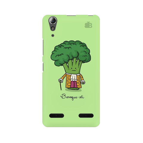 Baroque oli Lenovo A6000 Phone Cover