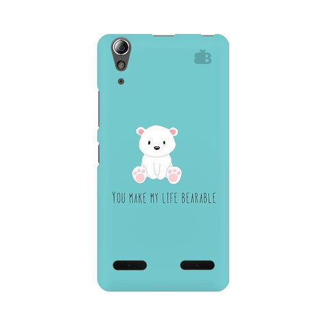 Bearable Lenovo A6000 Phone Cover