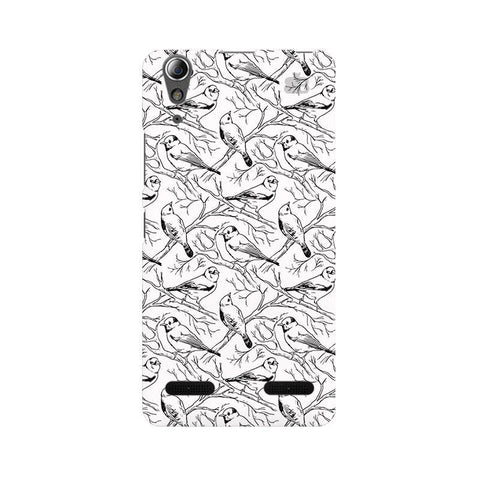 Birdy Birds Lenovo A6000 Phone Cover