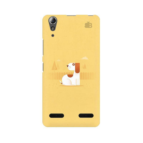 Calm Dog Lenovo A6000 Phone Cover