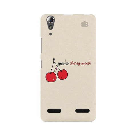 Cherry Sweet Lenovo A6000 Phone Cover