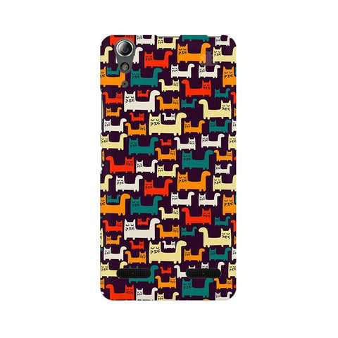 Chill Cats Lenovo A6000 Phone Cover