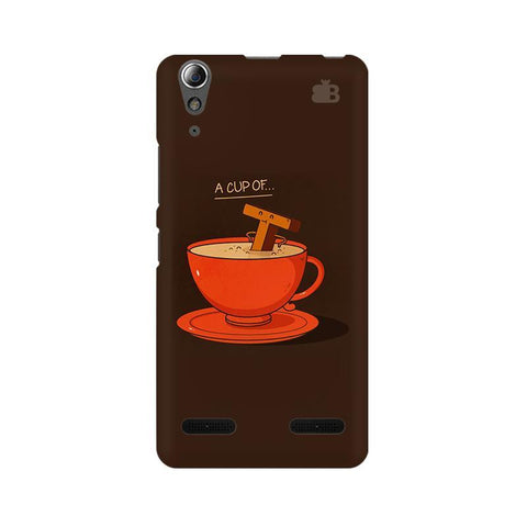 Cup of Tea Lenovo A6000 Phone Cover