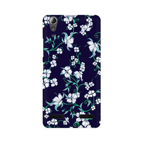 Dogwood Floral Pattern Lenovo A6000 Phone Cover