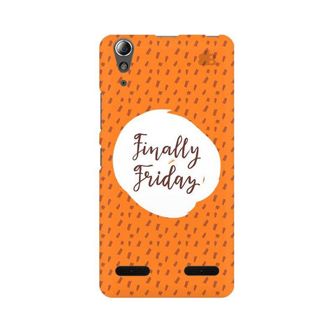 Finally Friday Lenovo A6000 Phone Cover