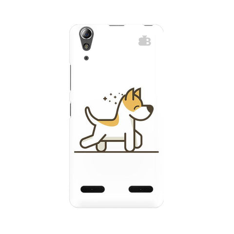 Happy Puppy Lenovo A6000 Phone Cover