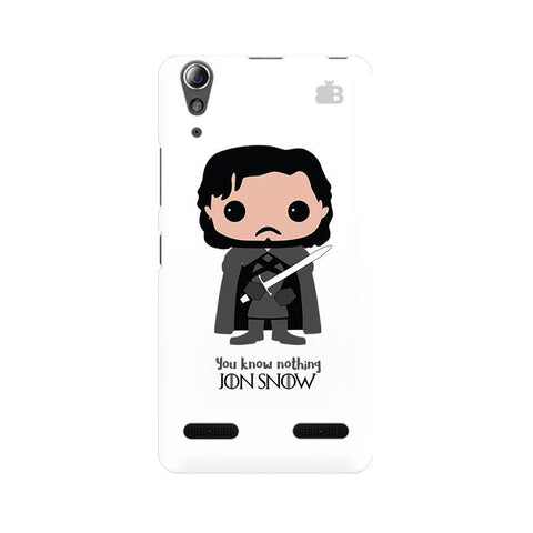Jon Snow Bobblehead Lenovo A6000 Phone Cover