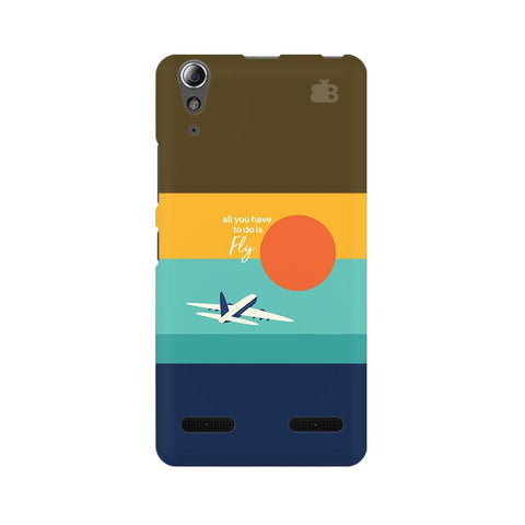 Just Fly Lenovo A6000 Phone Cover