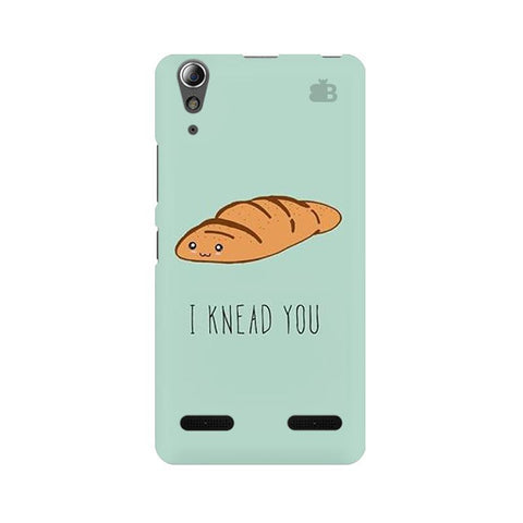 Knead You Lenovo A6000 Phone Cover