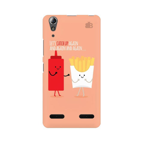 Let's Catch Up Lenovo A6000 Phone Cover