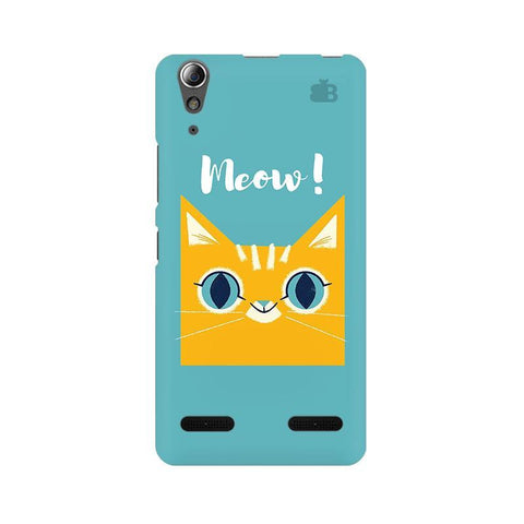 Meow Lenovo A6000 Phone Cover